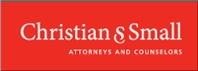 Christian & Small LLP Law Firm Logo