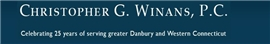 Firm Logo for Christopher G. Winans P.C.