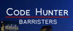 Firm Logo for Code Hunter LLP Barristers