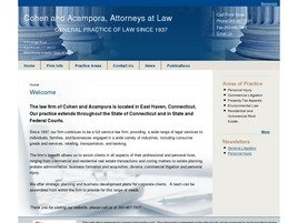 Firm Logo for Cohen Acampora Attorneys at Law