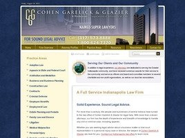 Firm Logo for Cohen Garelick Glazier A Professional Corporation