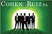Cohen | Ruiz P.A. Law Firm Logo