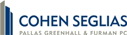Cohen Seglias Pallas Greenhall <br />& Furman PC Law Firm Logo