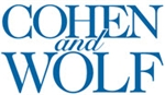 Cohen and Wolf, P.C. Law Firm Logo