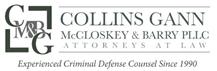 Firm Logo for COLLINS GANN McCLOSKEY BARRY PLLC