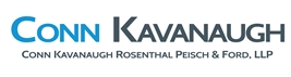 Conn Kavanaugh <br />Rosenthal Peisch & Ford, LLP Law Firm Logo