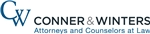Conner & Winters, LLP Law Firm Logo