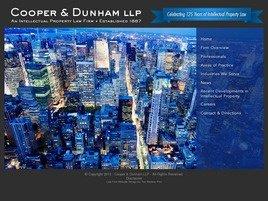 Firm Logo for Cooper Dunham LLP
