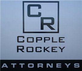 Copple, Rockey, McKeever, <br />and Schlecht P.C. L.L.O. Law Firm Logo