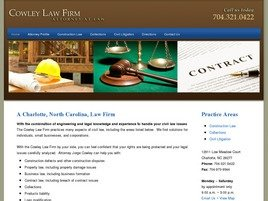 Firm Logo for Cowley Law Firm