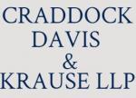 Firm Logo for Craddock Davis Krause LLP