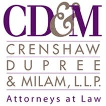 Firm Logo for Crenshaw, Dupree & Milam, L.L.P.