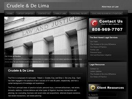 Crudele & DeLima Law Firm Logo