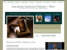 Firm Logo for Crumpler, Freedman, Parker & Witt