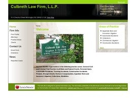 Firm Logo for Culbreth Law Firm L.L.P.
