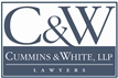 Cummins & White, LLP Law Firm Logo