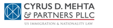 Cyrus D. Mehta & Partners PLLC Law Firm Logo