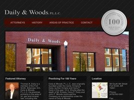 Firm Logo for Daily Woods P.L.L.C.