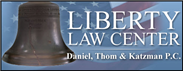 Firm Logo for Liberty Law Center