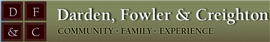 Firm Logo for Darden Fowler Creighton L.L.P.