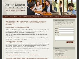 Firm Logo for Darren DeUrso, Attorney at Law