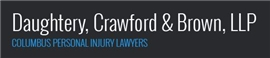 Daughtery, Crawford & Brown, LLP Law Firm Logo