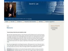 Firm Logo for David G. Lee
