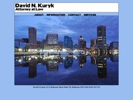 Firm Logo for David N. Kuryk