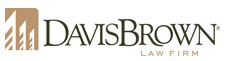 Davis, Brown, Koehn, Shors & Roberts, P.C. Law Firm Logo