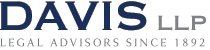Davis LLP Law Firm Logo