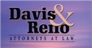 Davis & Reno Law Firm Logo