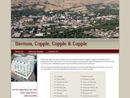 Firm Logo for Davison Copple Copple Copple