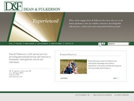 Firm Logo for Dean Fulkerson P.C.
