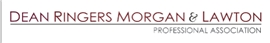Dean, Ringers, Morgan and Lawton, P.A. Law Firm Logo