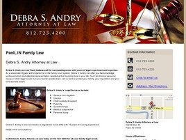 Firm Logo for Debra S. Andry <br />Attorney at Law, LLC