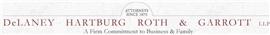 Firm Logo for DeLaney Hartburg Roth Garrott LLP