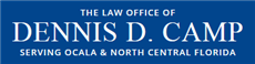 Firm Logo for Dennis Camp Attorney at Law
