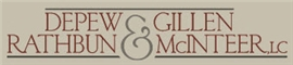 Firm Logo for Depew Gillen Rathbun & McInteer, LC