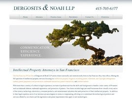 Dergosits & Noah LLP Law Firm Logo