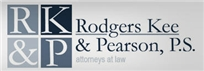 Firm Logo for Rodgers Kee & Pearson, P.S.