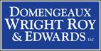 Domengeaux Wright Roy & Edwards, LLC Law Firm Logo