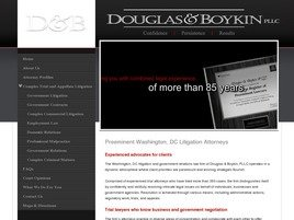 Douglas & Boykin PLLC Law Firm Logo