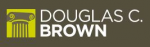 Douglas C. Brown Law Firm Logo