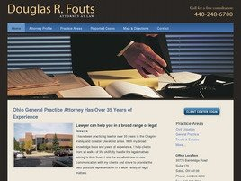 Firm Logo for Douglas R. Fouts Attorney at Law