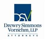 Firm Logo for Drewry Simmons Vornehm, LLP