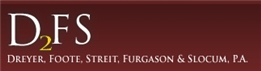 Dreyer, Foote, Streit, Furgason <br />and Slocum <br />A Professional Association Law Firm Logo
