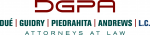 Firm Logo for Dué Guidry Piedrahita Andrews L.C.