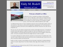 Eddy M. Rodell Attorney at Law