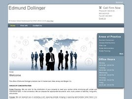 Edmund Dollinger Law Firm Logo