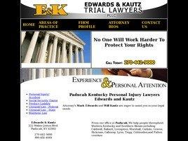 Firm Logo for Edwards & Kautz
